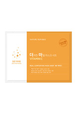 Real Comforting Mask Sheet Vitamin C (Orig $1.90)