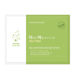 Real Comforting Mask Sheet Tea Tree