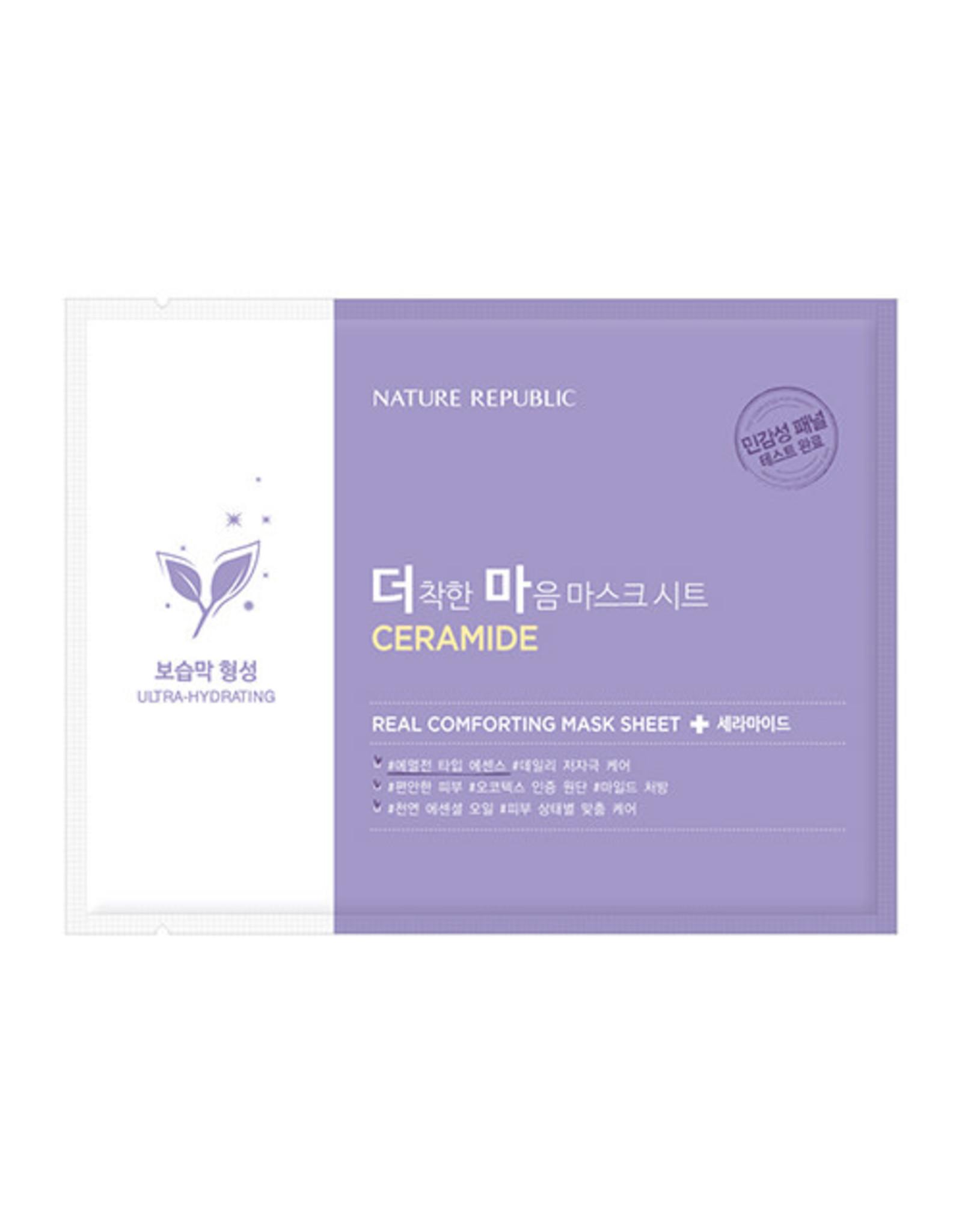 Real Comforting Mask Sheet Ceramide (Orig $1.90)