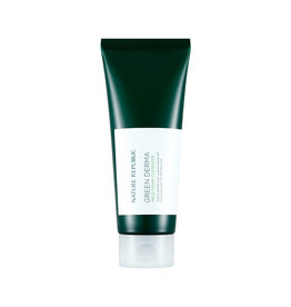 Green Derma Mild Foam Cleanser
