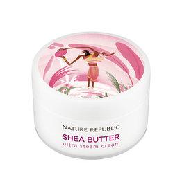 Shea Butter Steam Cream Ultra