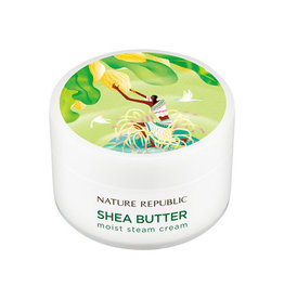 Shea Butter Steam Cream Moist