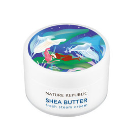 Shea Butter Steam Cream Fresh