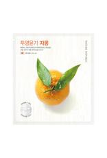Real Nature Grapefruit Hydrogel Mask