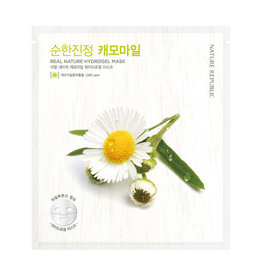 Real Nature Chamomile Hydrogel Mask