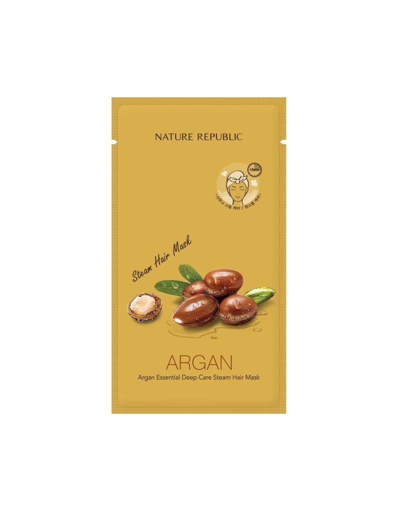 Argan Essential Deep Care Steam Hair Mask
