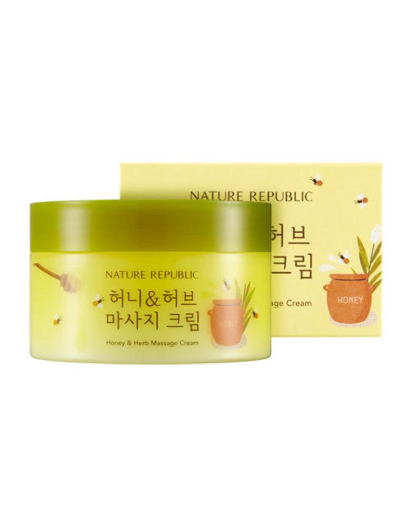 Honey&Herb Massage Cream