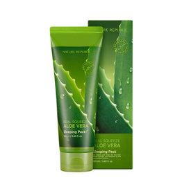 Real Squeeze Aloe Vera Sleeping Pack