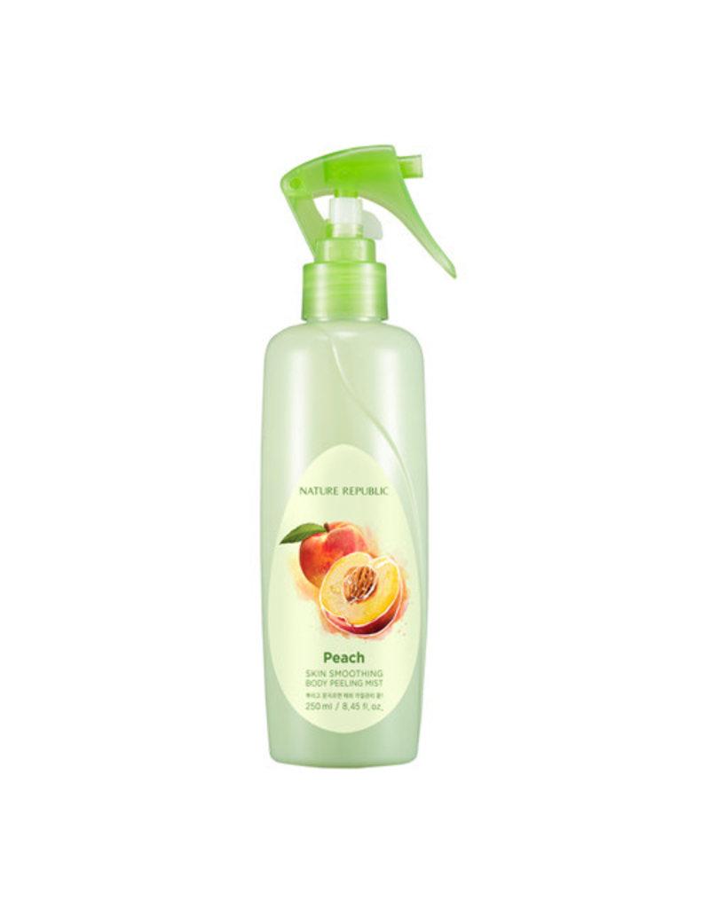 Skin Smoothing Body Peeling Mist-Peach