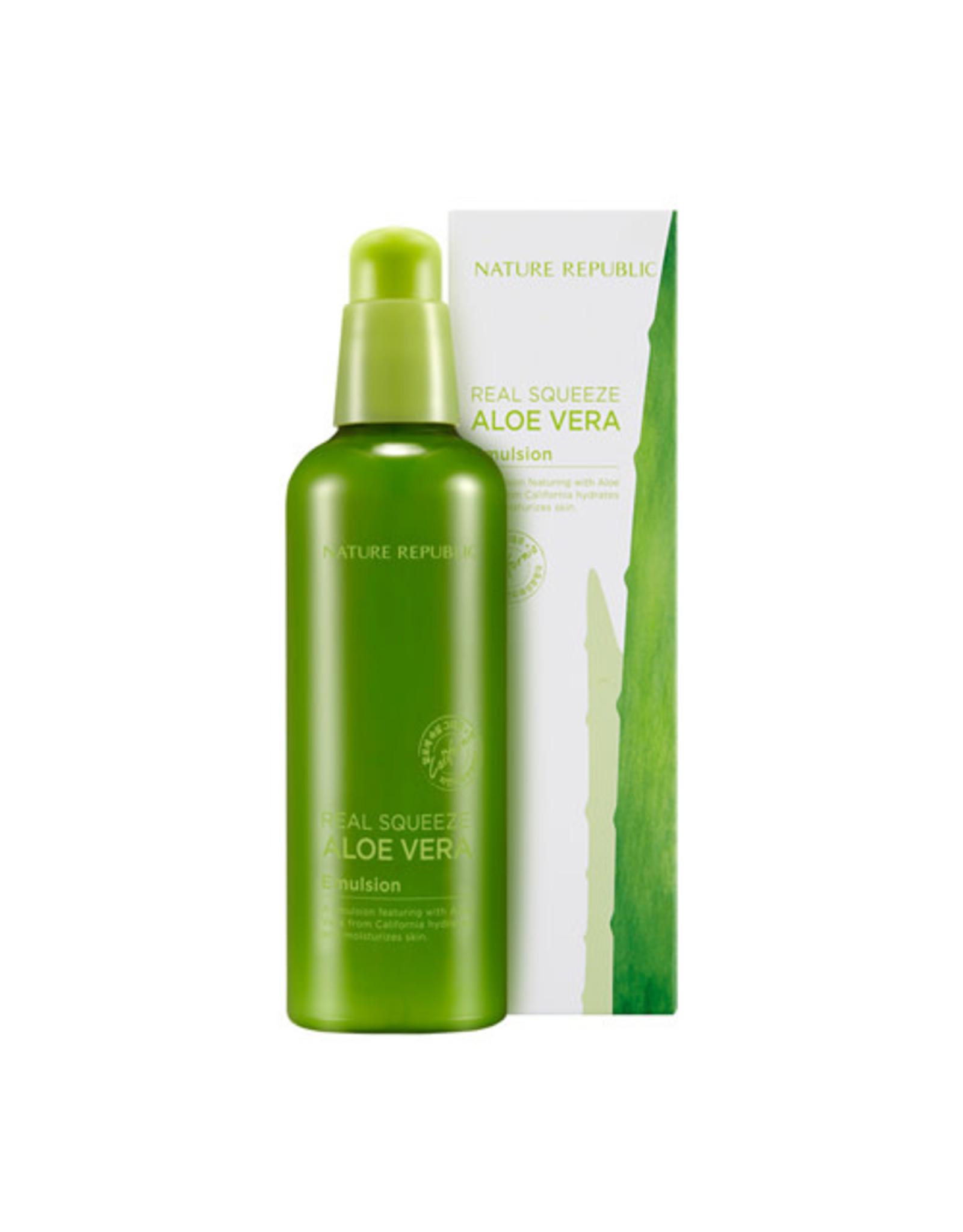 Real Squeeze Aloe Vera Emulsion