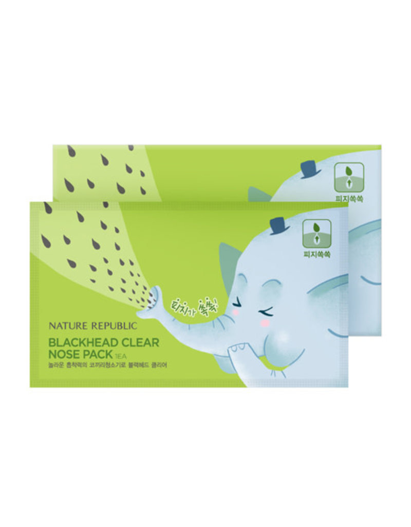 Blackhead Clear  Nose Pack