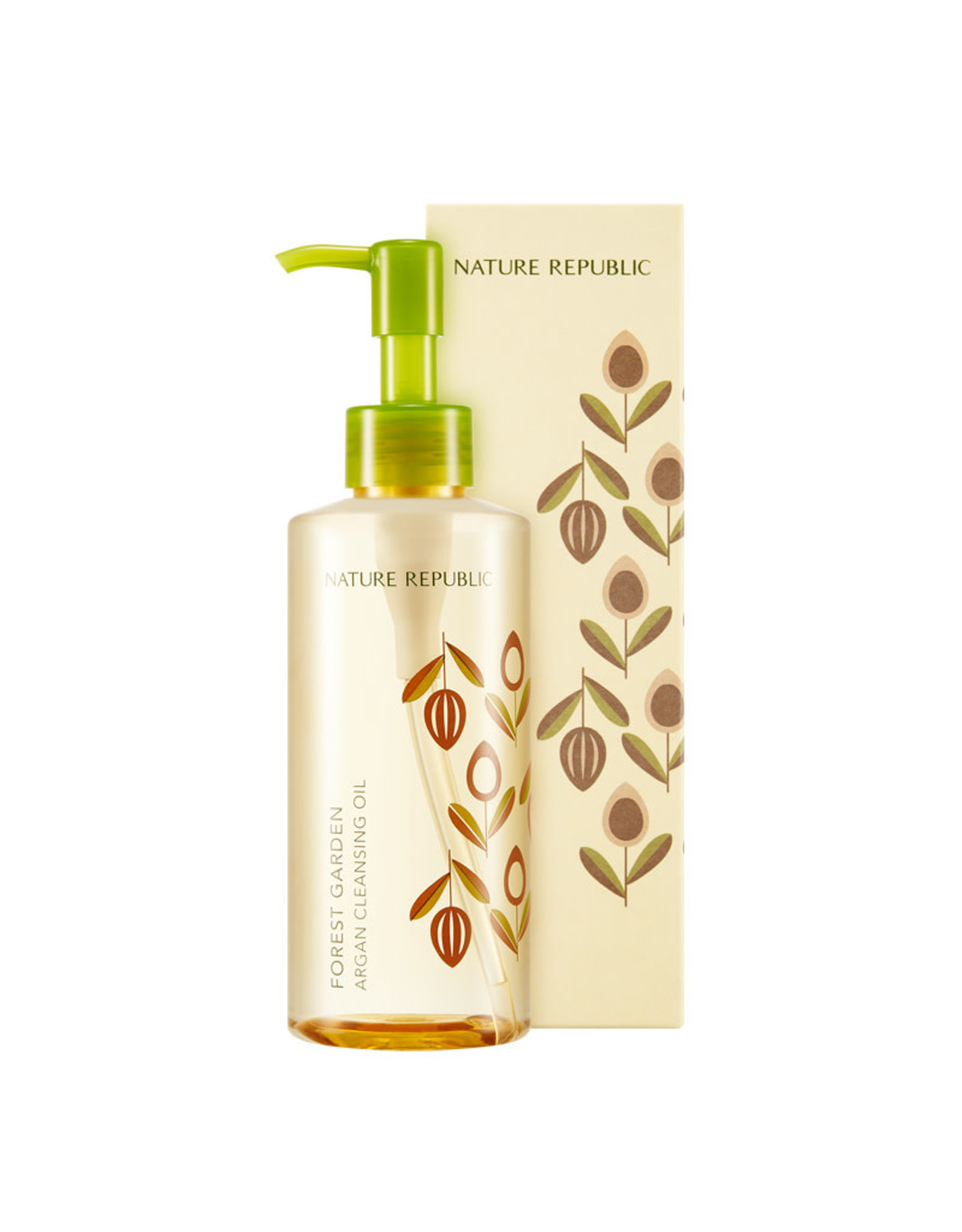 Forest Garden Argan Cleansing Oil
