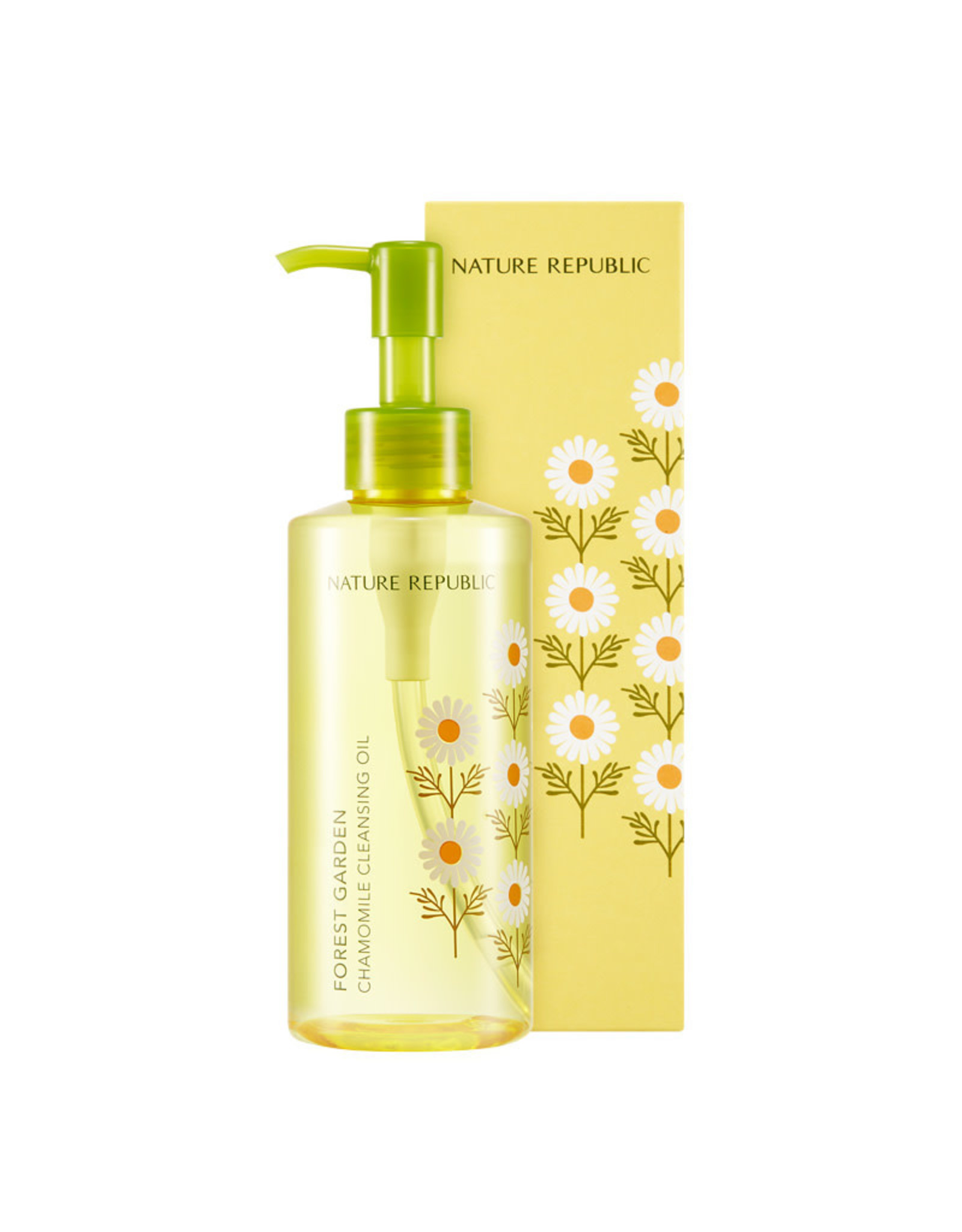 Forest Garden Chamomile Cleansing Oil