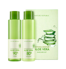 Soothing&Moisture Aloe Vera Skin Care Set