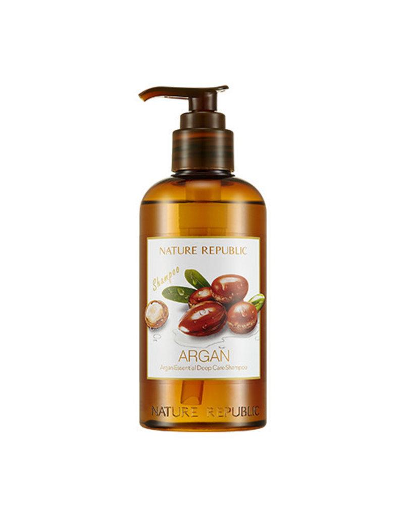 Argan Essential Deep Care Shampoo 300Ml/10.13 Fl Oz