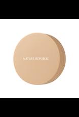 Provence Air Skin Fit One Day Lasting Foundation Cushion Y23 Warm Beige