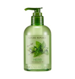 Herb Styling Hair Gel