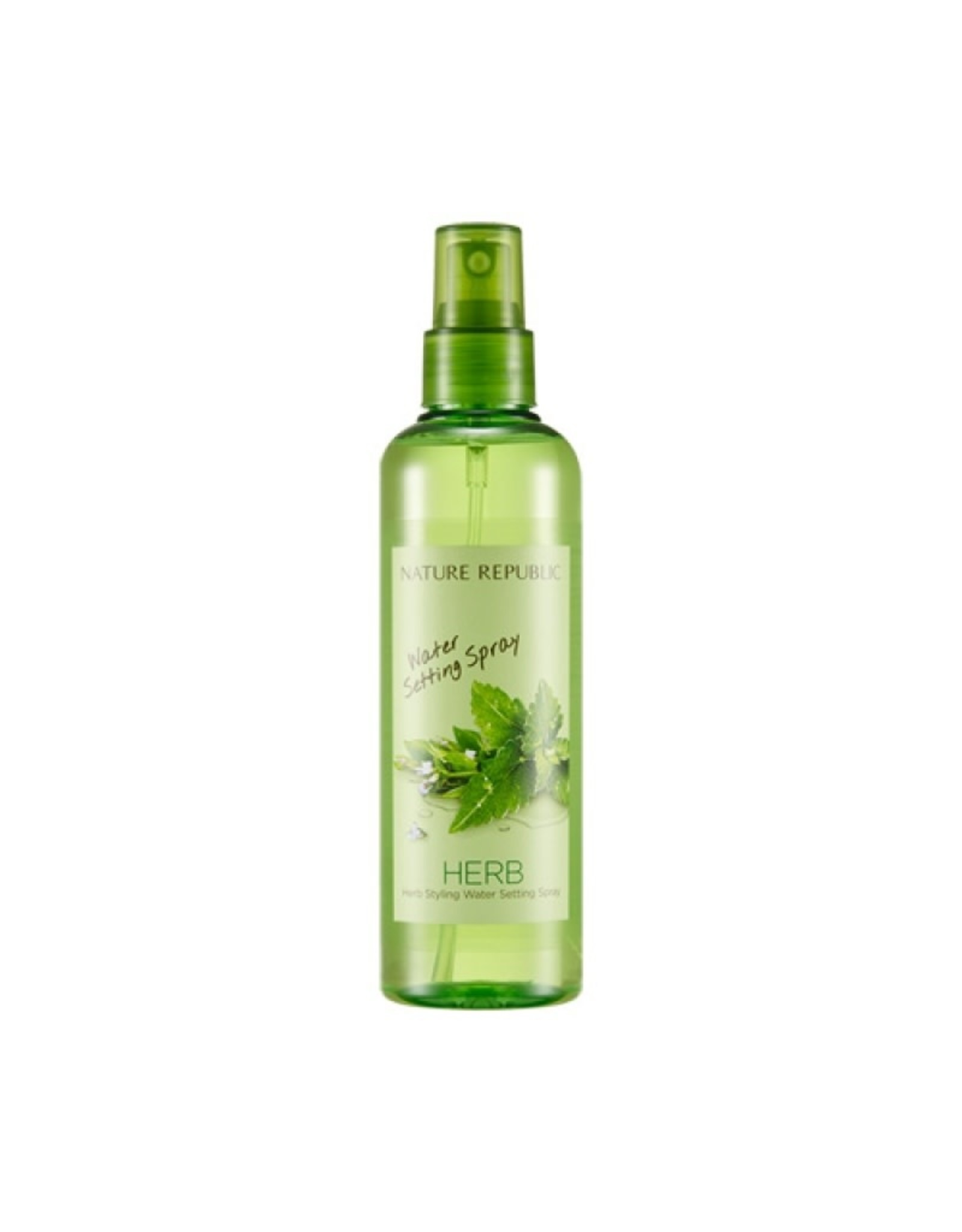 Herb Styling Water Setting Spray