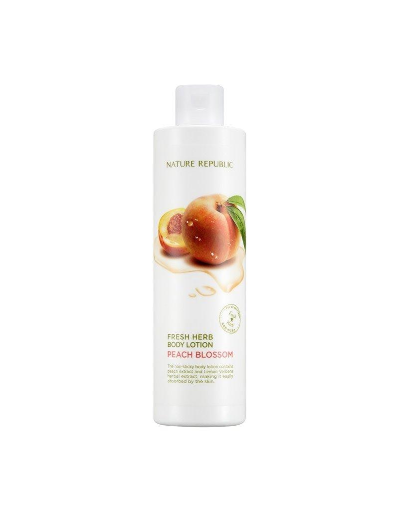 Fresh Herb Peach Blossom Body Lotion