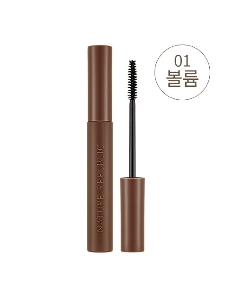 Pure Shine Mascara 01 Volume