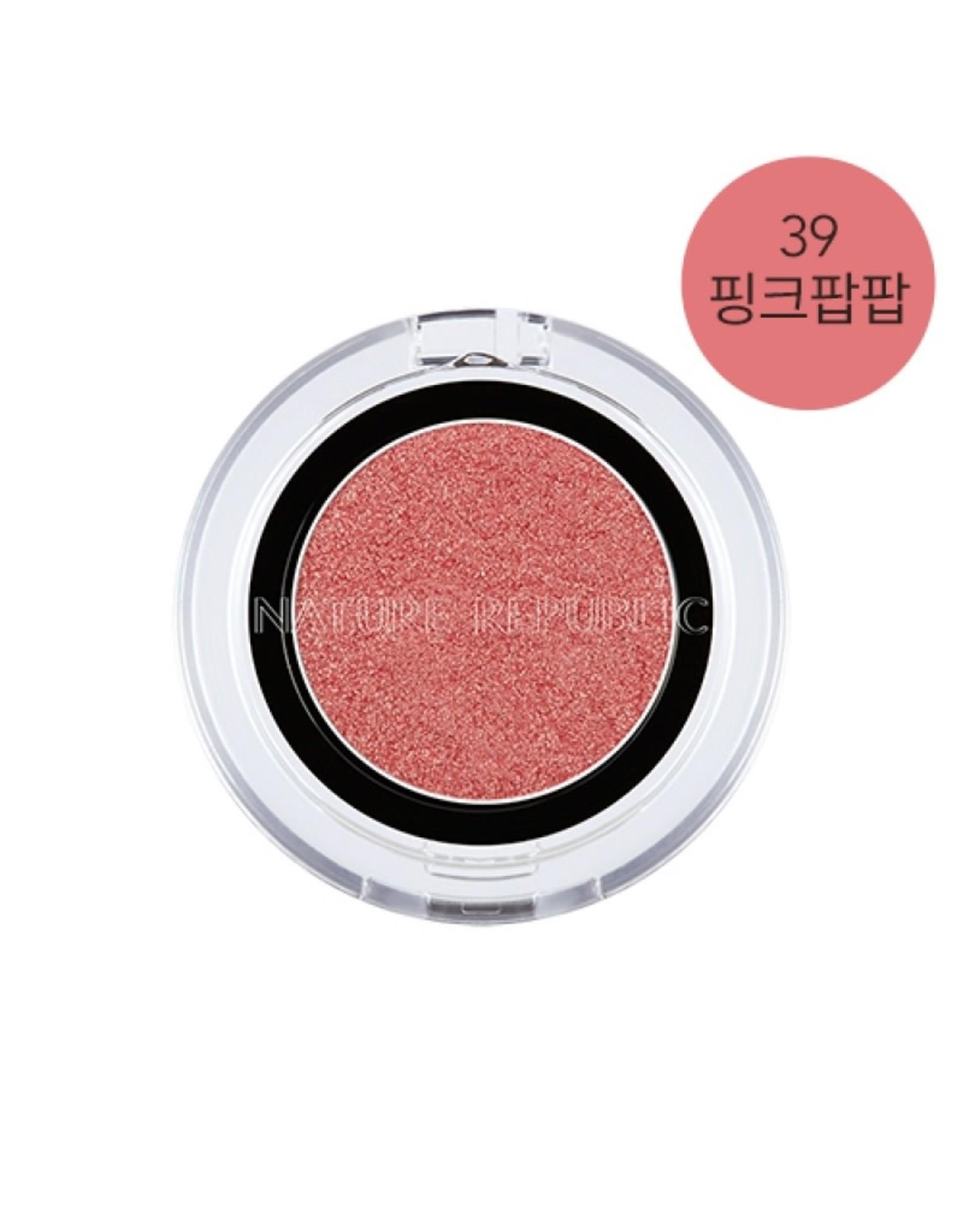 By Flower Eye Shadow 39 Pink Pop Pop
