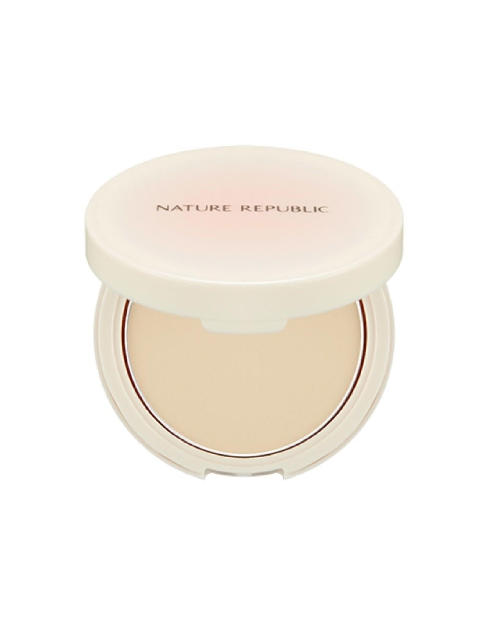 Pure Shine Powder Pact 21 Nude Beige