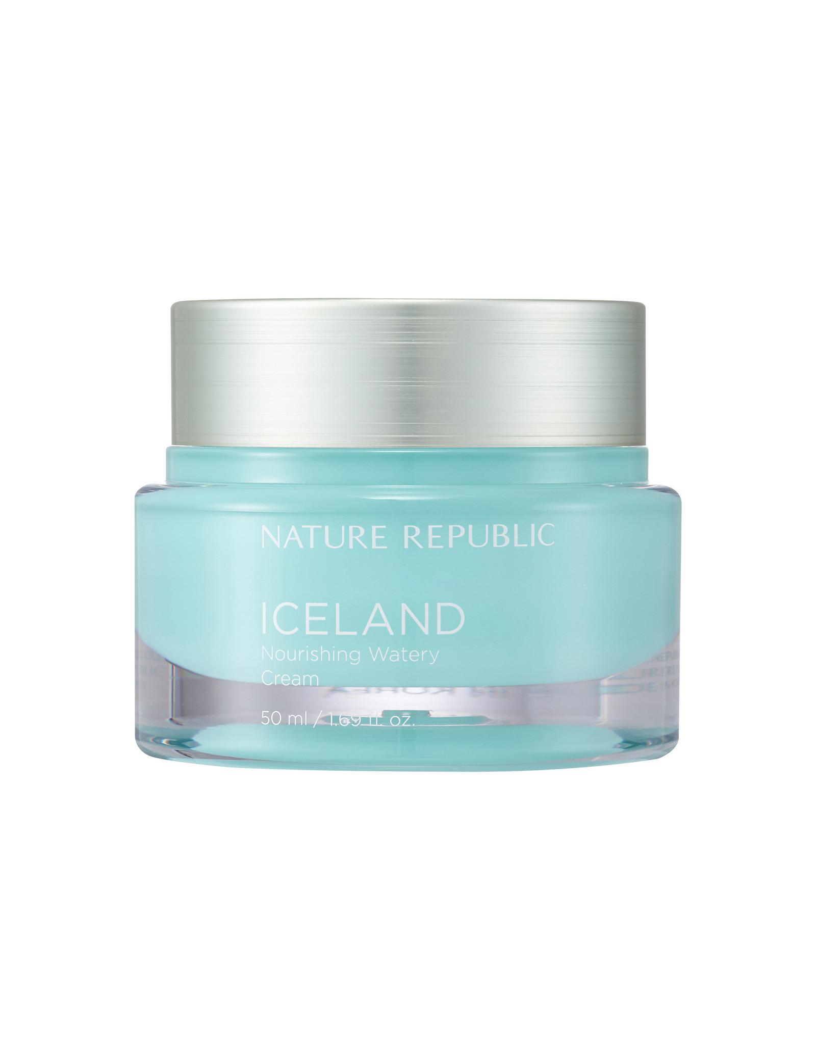 Iceland Nourishing Watery Cream