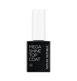 Sunny Gel Nail Mega Shine Top Coat