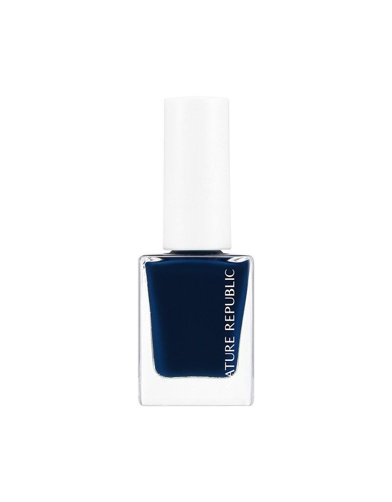 Color & Nature Nail Color 07 Indigo Blue