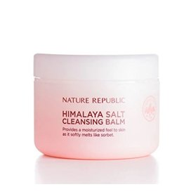 Himalaya Salt Cleansing Balm_Pink Salt