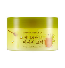 Honey&Herb Massage Cream