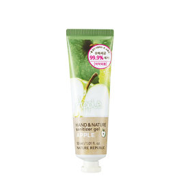 Hand & Nature Sanitizer Gel-Apple (Tube)