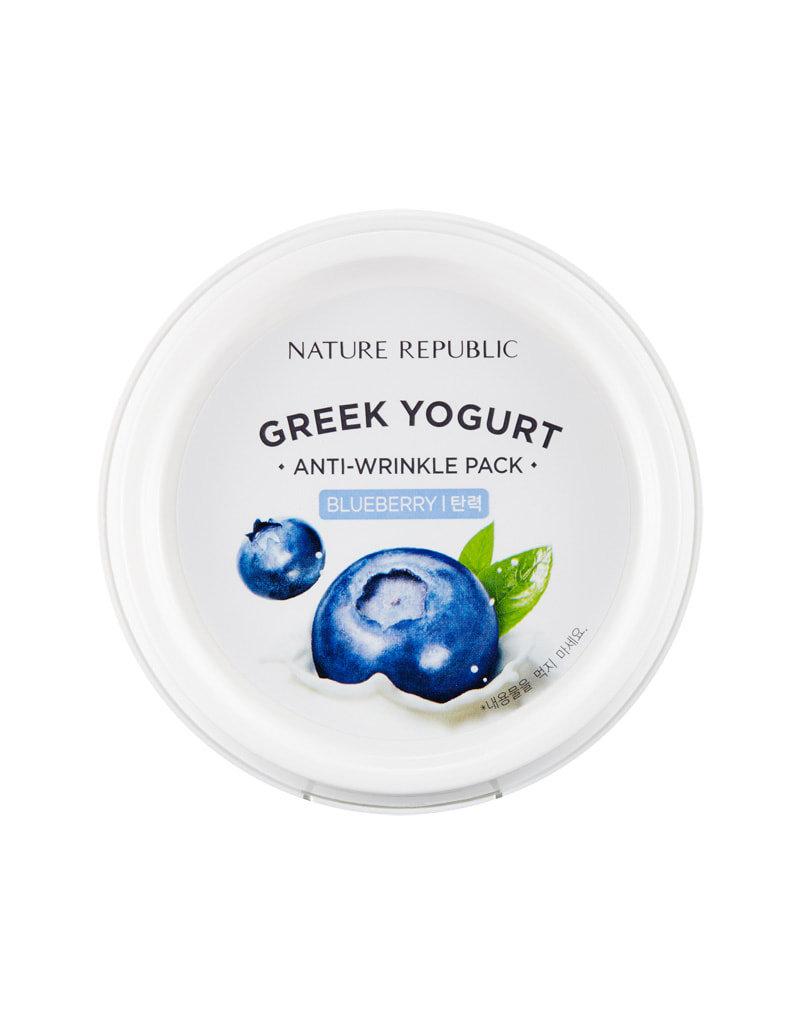 Greek Yogurt Pack Blue Berry