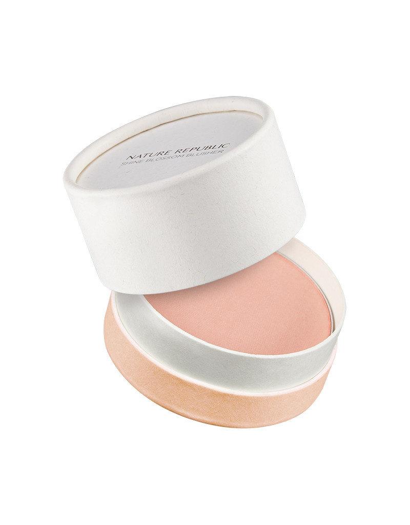 Shine Blossom Blusher 01 Pink Blossom