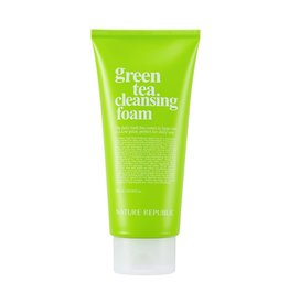 Daily Fresh Green Tea Cleansing Foam