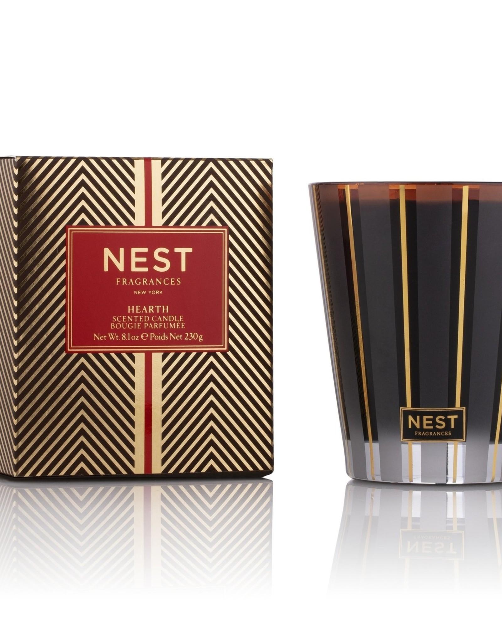 Nest Fragrances Hearth Candle 8.1oz