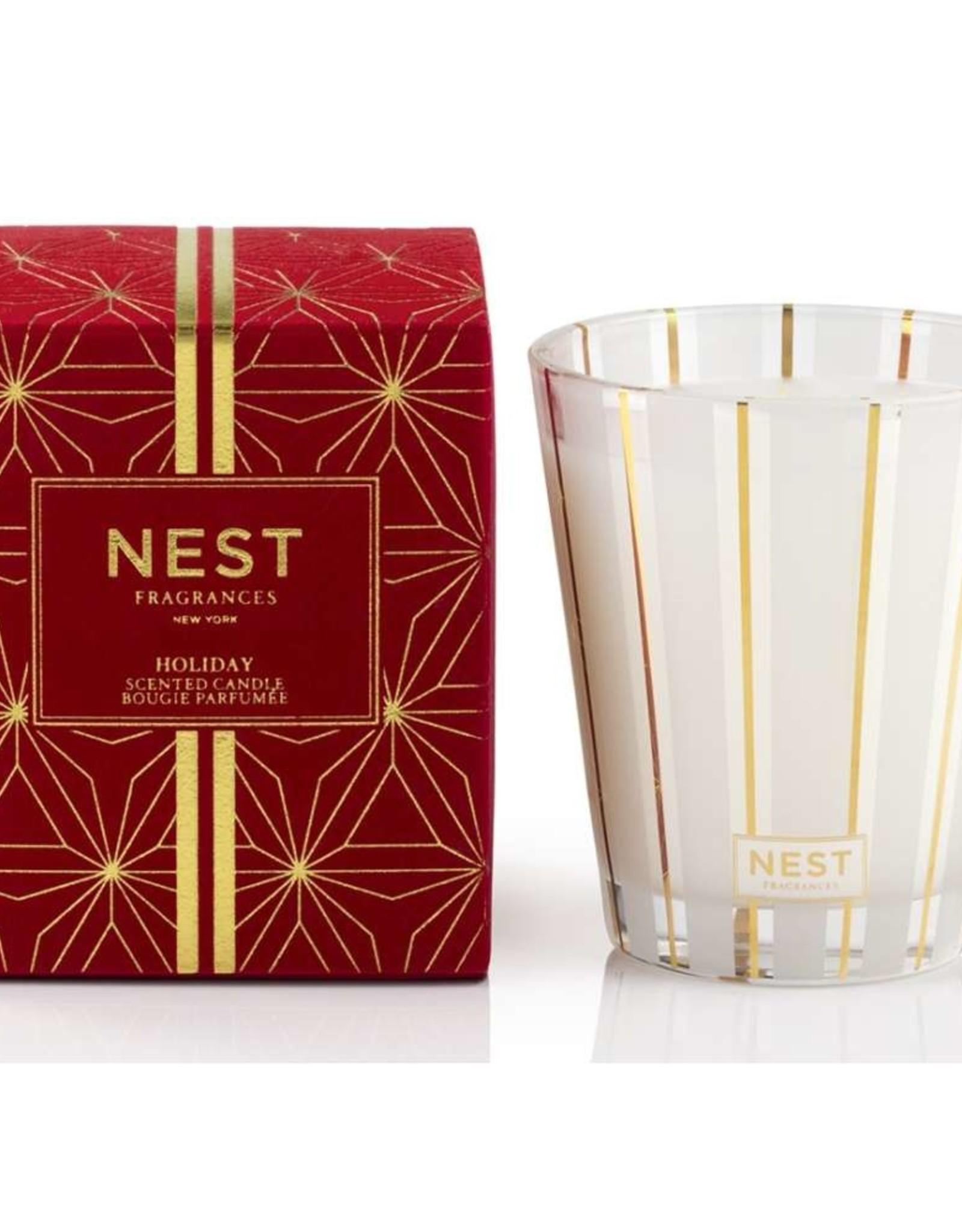 NF-NY Holiday Candle 8.1oz