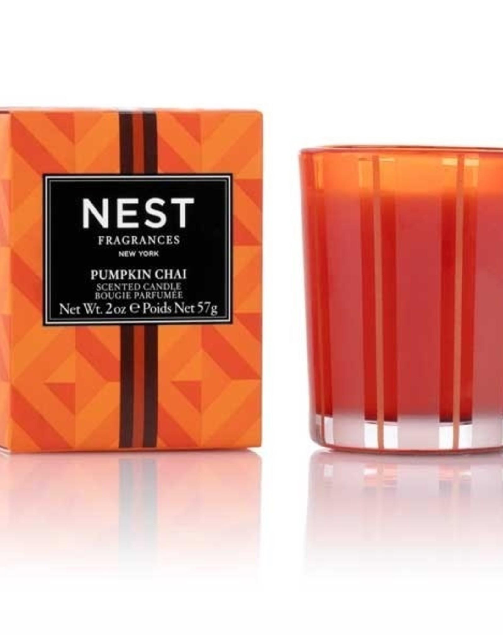 Nest Fragrances Pumpkin Chai Votive Candle