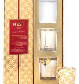 Nest Fragrances Festive Votive Trio