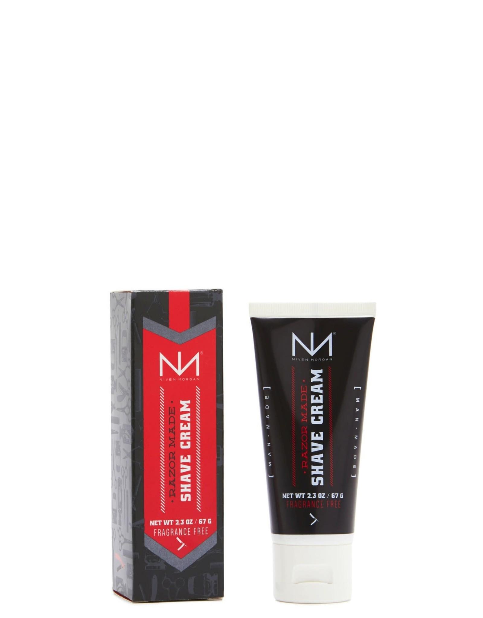 NM Rue 1807 Shave Cream Razor Made