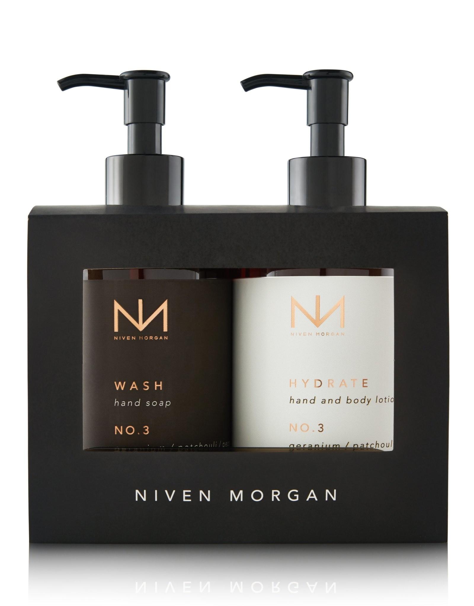 Niven Morgan No. 3 Set