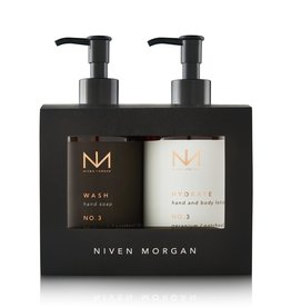 Niven Morgan No. 3 Set
