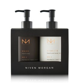 Niven Morgan No. 2 Set