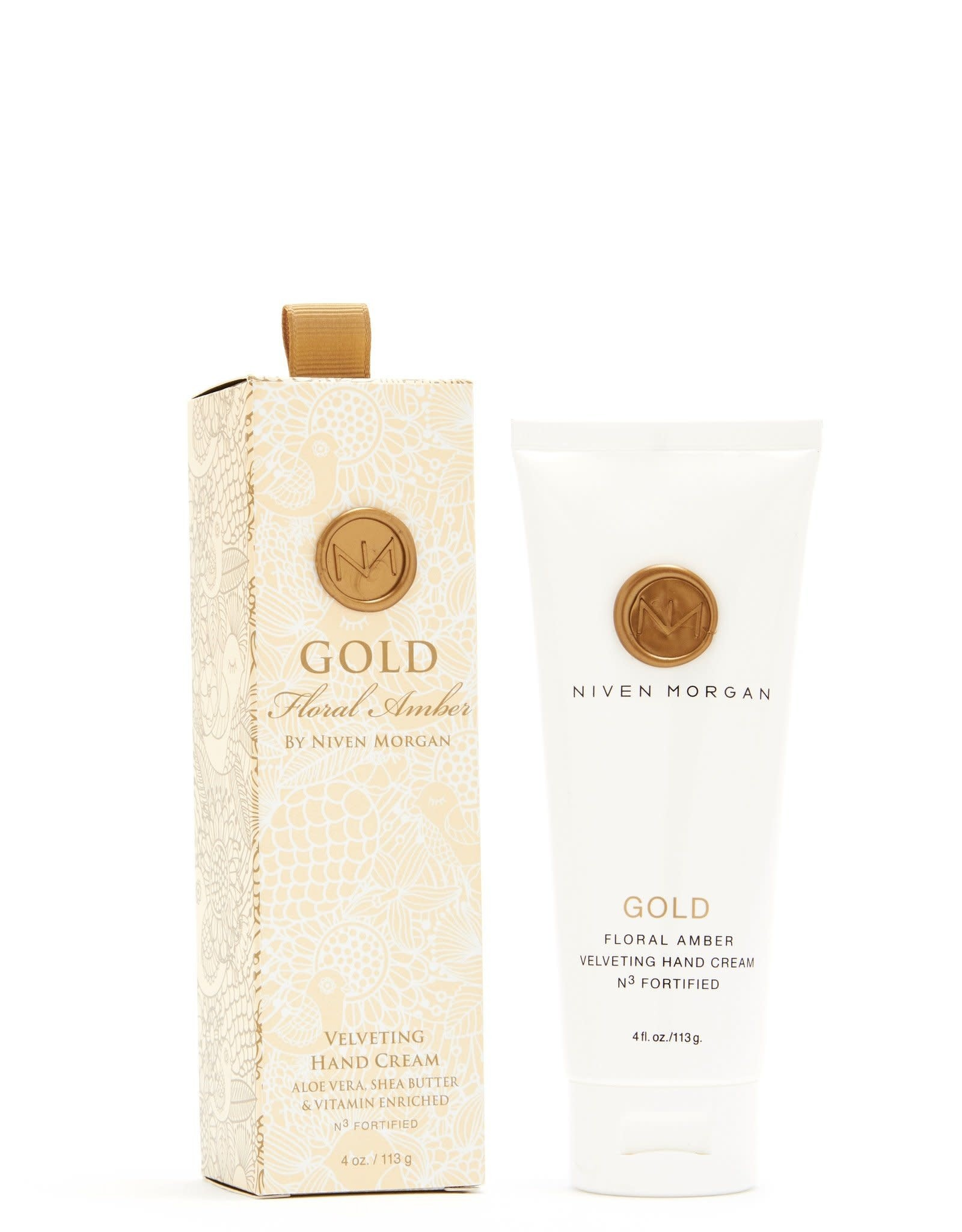 NM Gold Hand Cream