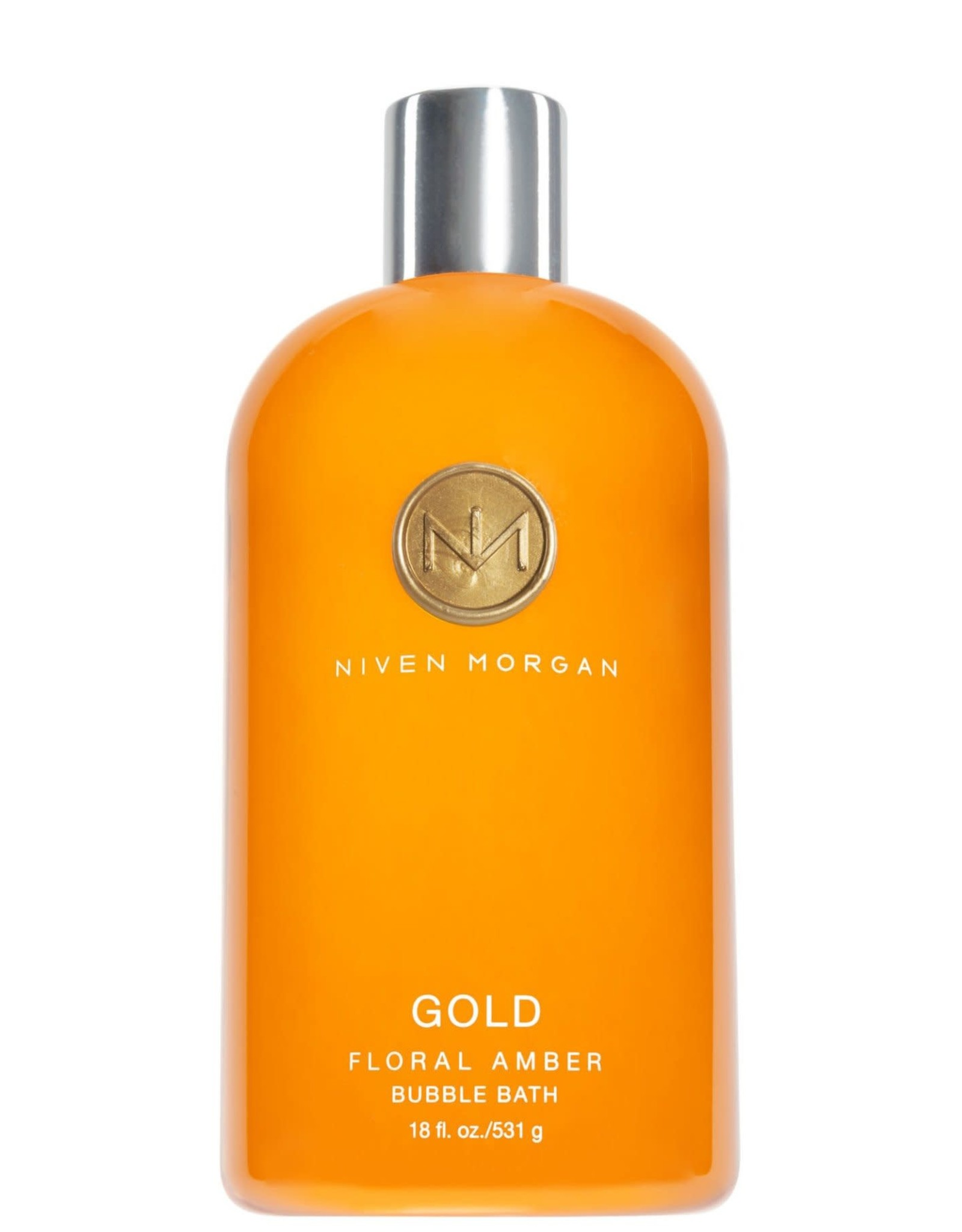 NM Gold Bubble Bath