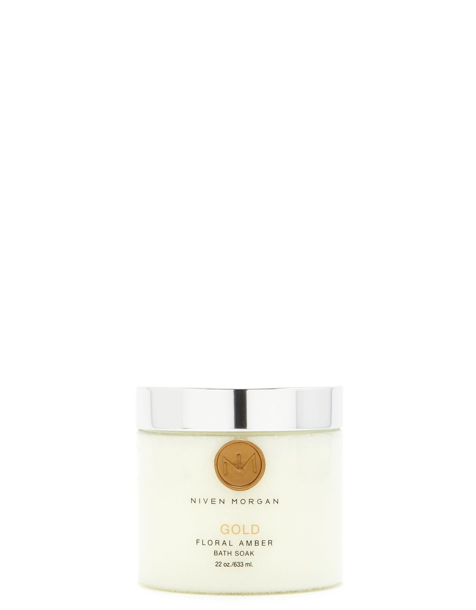 Niven Morgan Gold Bath Soak