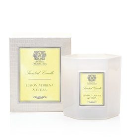 Antica Farmacista Lemon Verbana Cedar Candle