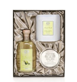 Antica Farmacista Lemon Verbana Cedar Gift Set