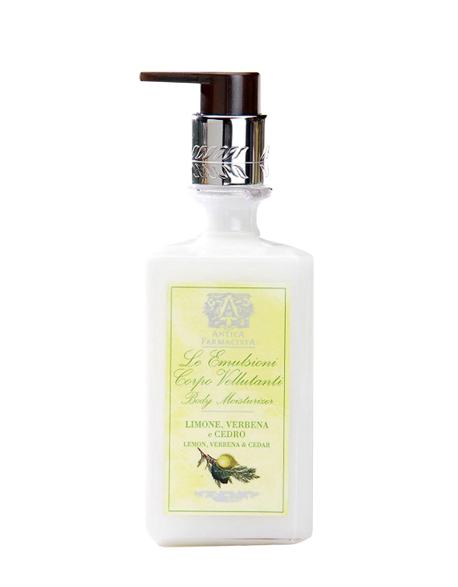 Antica Farmacista Lemon Verbana Cedar Lotion
