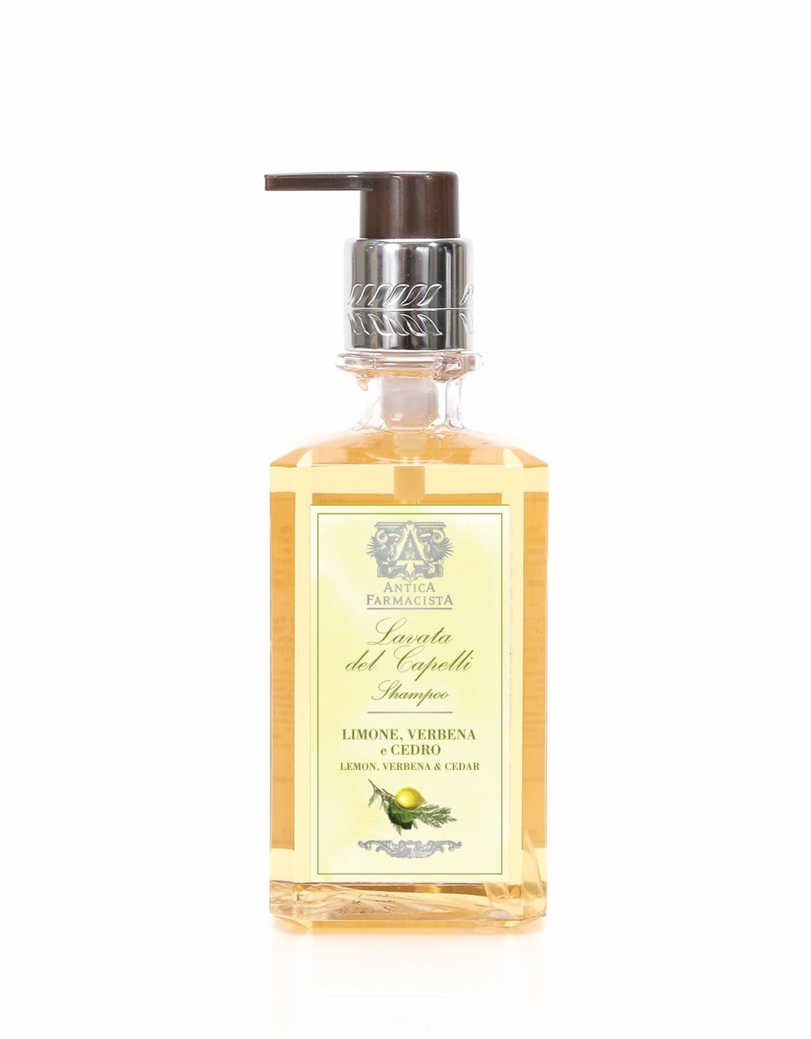 Antica Farmacista Lemon Verbana Cedar Soap
